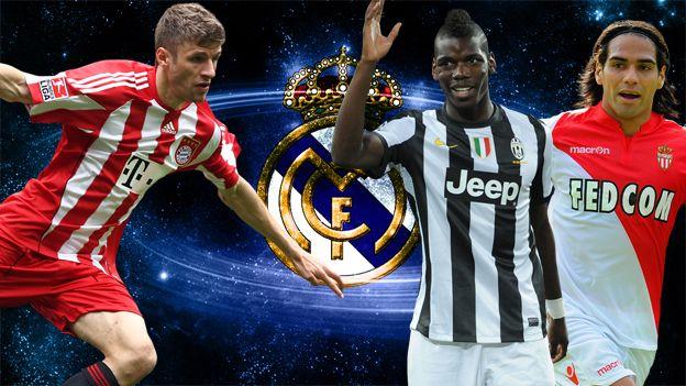 5 fichajes que el Real Madrid quiere hacer esta temporada (VIDEOS) #Depor