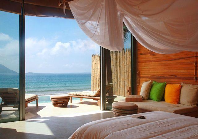 Hôtel Six Senses Con Dao (Vietnam) - Villa Deluxe vue Océan.