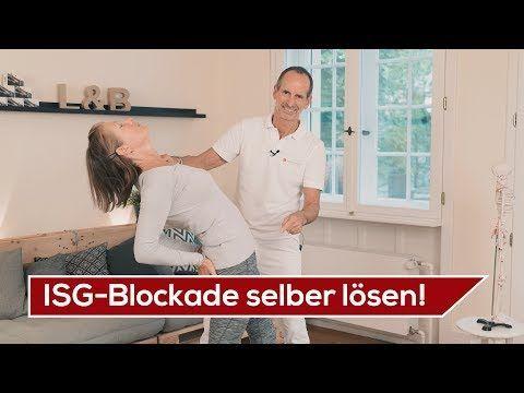 ➡️ ISG-Blockade selber lösen ⬅️ | Liebscher & Bracht | Iliosakralgelenk - YouTube