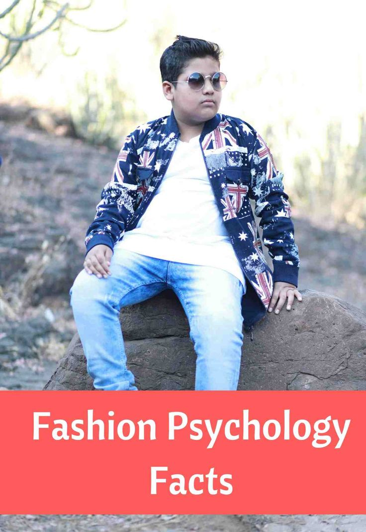Want to become more fashionable and aware about clothing? Read some interesting fashion psychology facts that will help you to choose better clothing for every occasion.