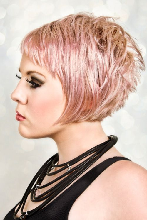 Wondrous 1000 Ideas About Stacked Bob Haircuts On Pinterest Stacked Bobs Hairstyles For Women Draintrainus