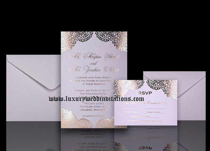 55 best Letterpress and Foil Stamped Wedding Invitations images on – Luxury Wedding Invitations London