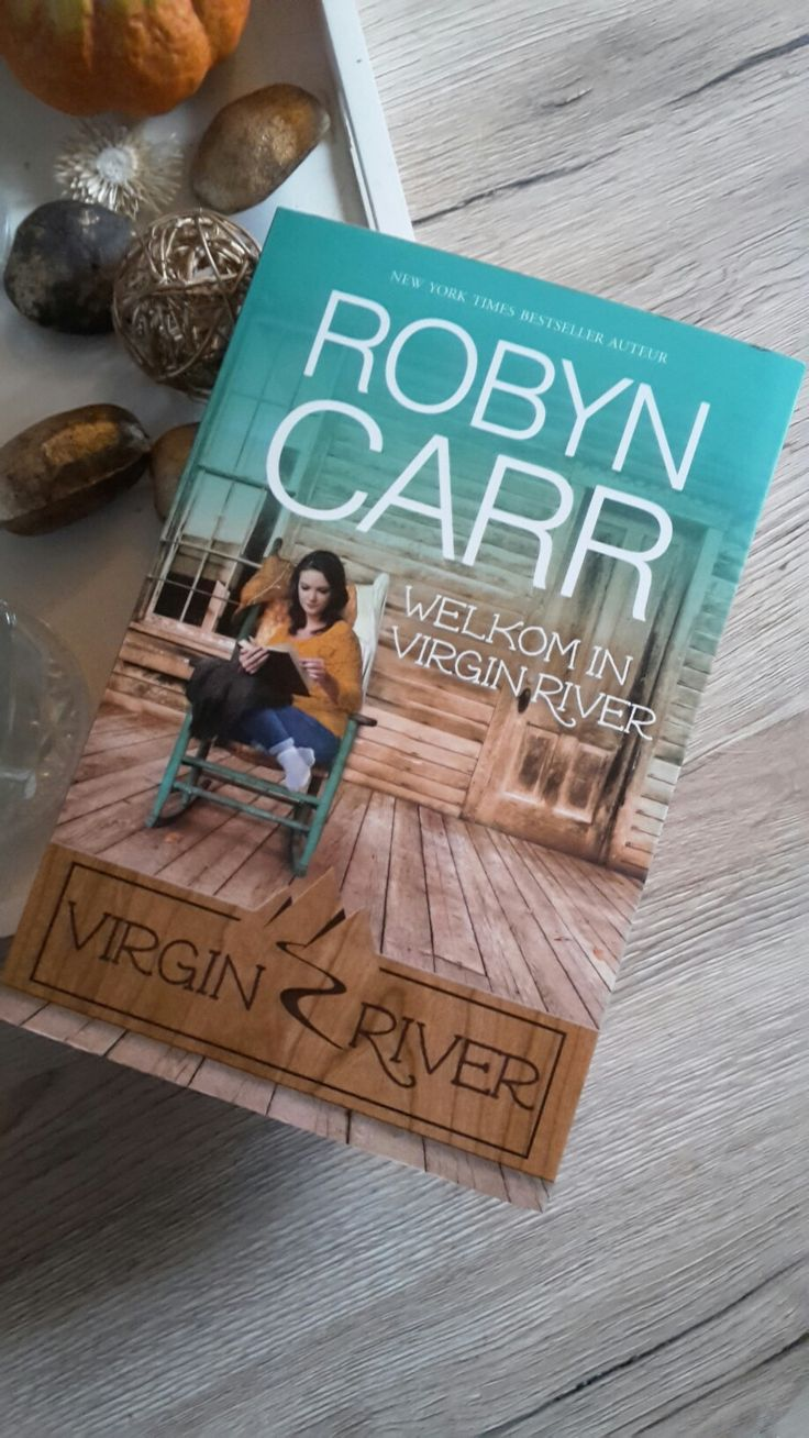 Virginia River #2  Robyn Carr