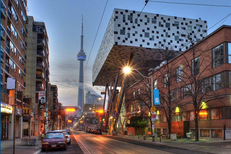 OCAD University  #OCAD #Toronto #ArtSchool