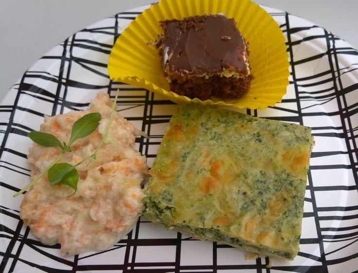 Kahvila Hanna Å:ssa oli tarjolla upeita makuelämykiä sekä suolaisissa että makeissa tarjotavissa. Ruoissa oli otettu huomioon myös erikoisruokavaliot, joten jokaiselle löytyi varmasti sopiva herkku. Oulu (Finland)