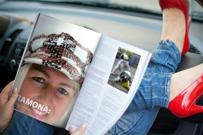 Me and my cap