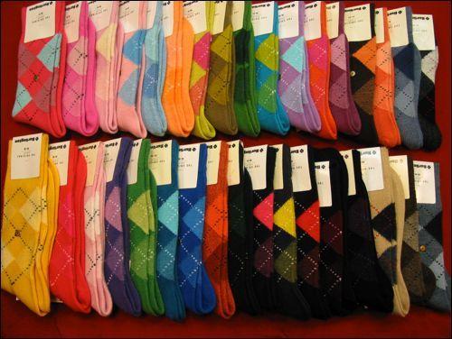socks from BURLINGTON