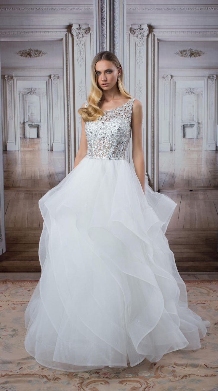 See Pnina Tornai Wedding Dresses From Bridal Fashion Week