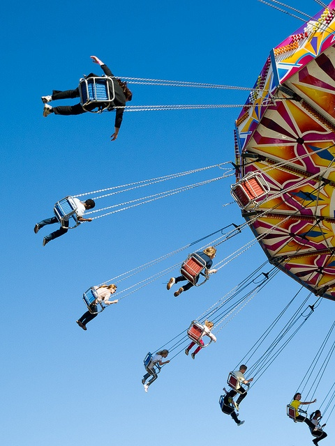 It's Show time! The Perth Royal Show is on until 6 October.