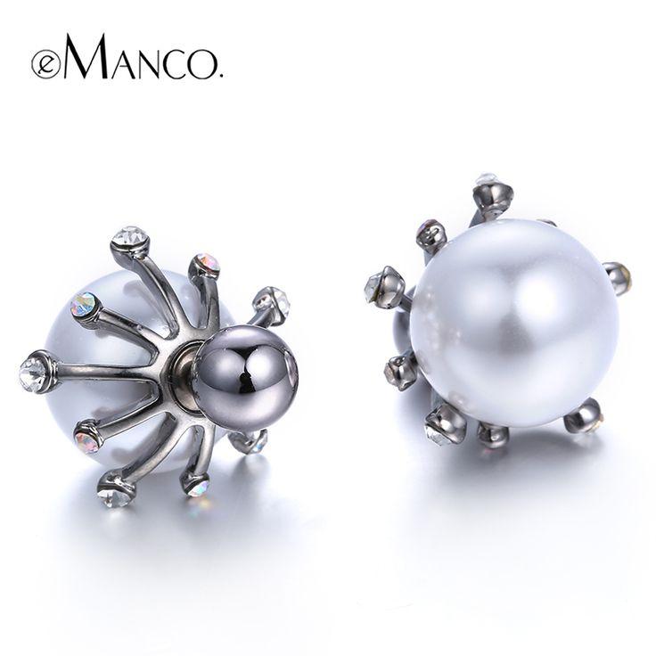 Best 25+ Double pearl earrings ideas on Pinterest | Double ...