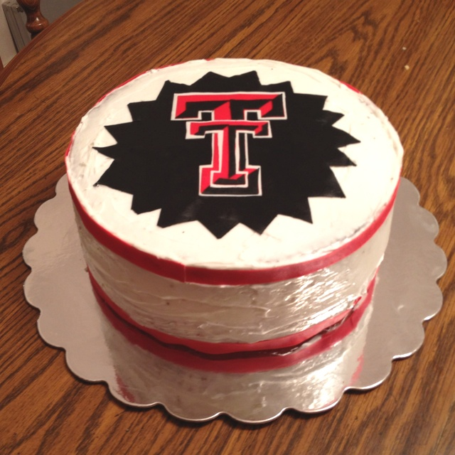 Texas Birthday Cake