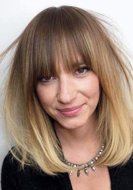 Frisuren Für Stirn Große Frauen Frisuren
