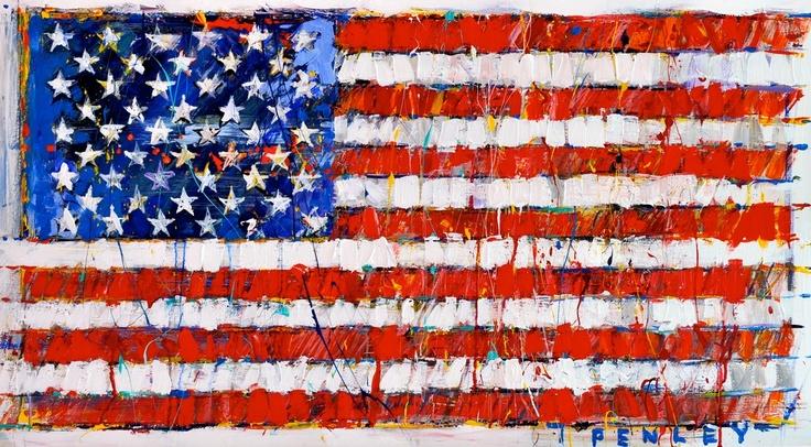 Steve Penley | American Flag                                                                                                                                                                                 More