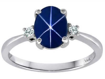 star sapphire. i have wanted one of these since i was a little girl <3 maybe someday...