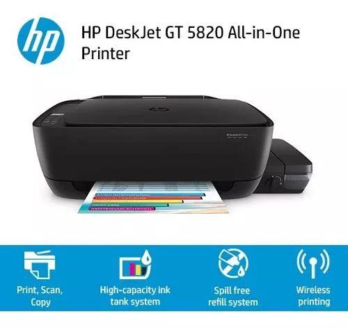impresora multifuncional tinta continua hp gt 5820-12