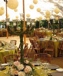Tent Decor