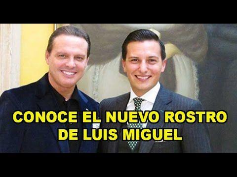 LUIS MIGUEL, CONOCE SU NUEVO ROSTRO  | Noticias al Momento