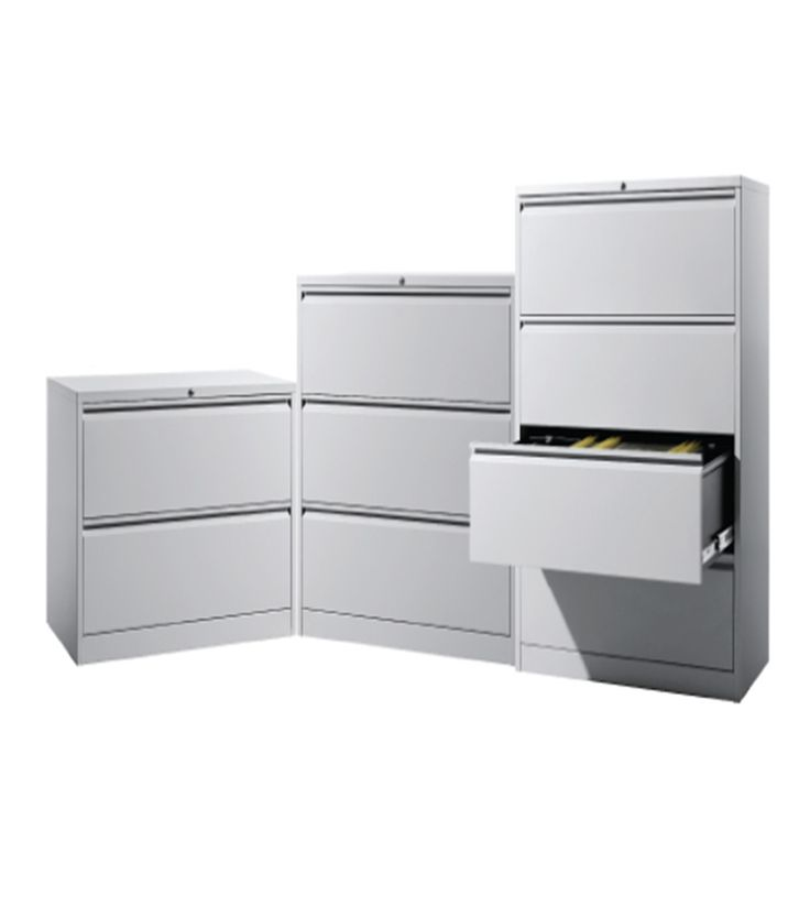 1S Lateral File - Best for high volume filing requirements in open plan office environments - @howimports Lateral Filing Cabinets. #office #storage