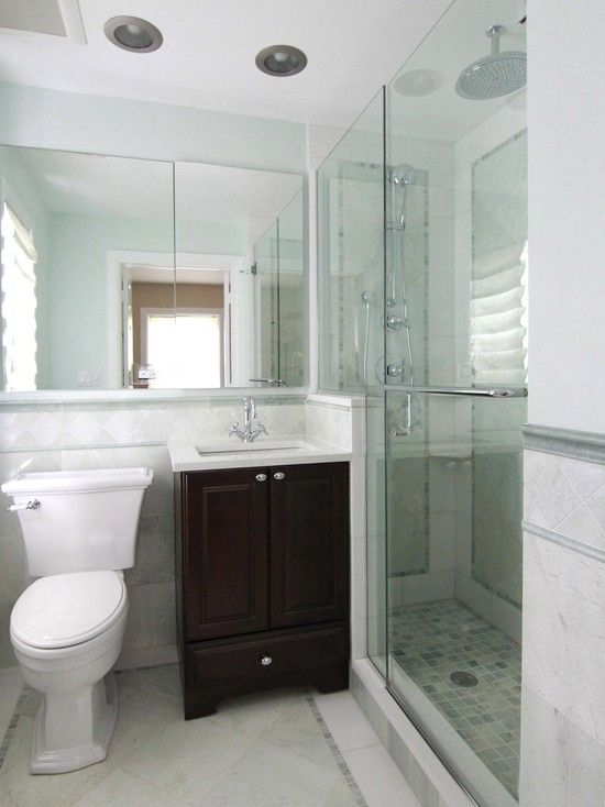 Beautiful Small Bathroom Pictures To Inspire You: Gorgeous And Beautiful Small  Bathroom Pictures With Square. Small Bathroom DesignsSmall ...