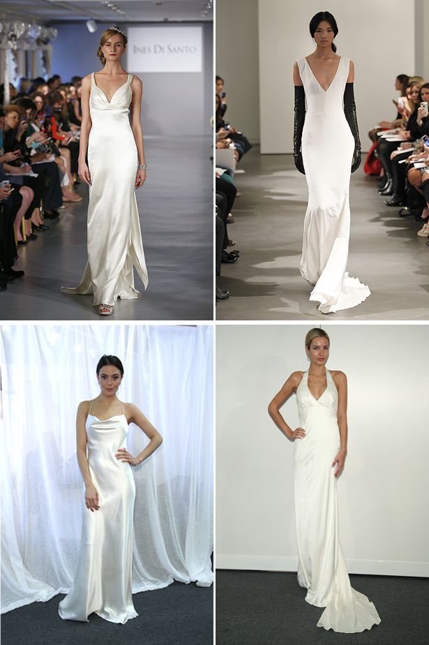 Iconic Wedding Dresses: Carolyn Bessette - WeddingWire: The Blog
