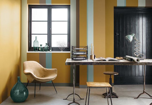 Dulux Colour of the Year 2016 is Cherished Gold - LuxPad