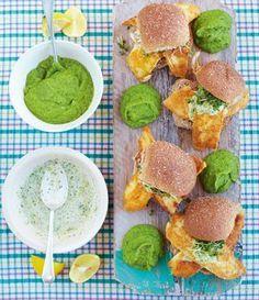 Fischbrötchen nach Jamie Oliver: So schmeckt das Meer!