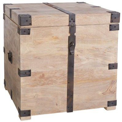 Mayfair Trunk Side Table - for front room
