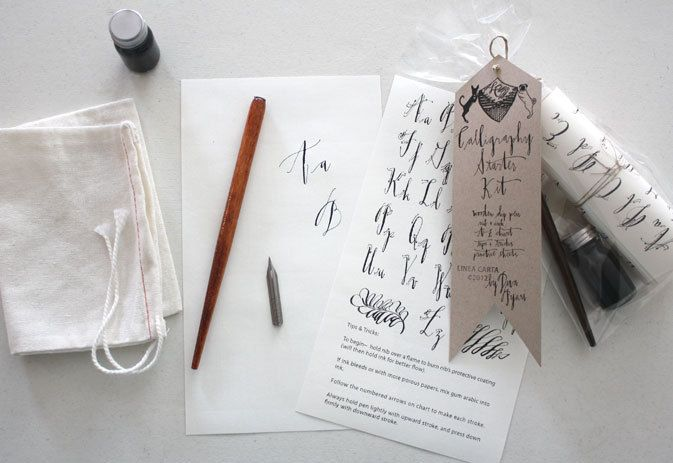 25 Best Ideas About Calligraphy Set On Pinterest