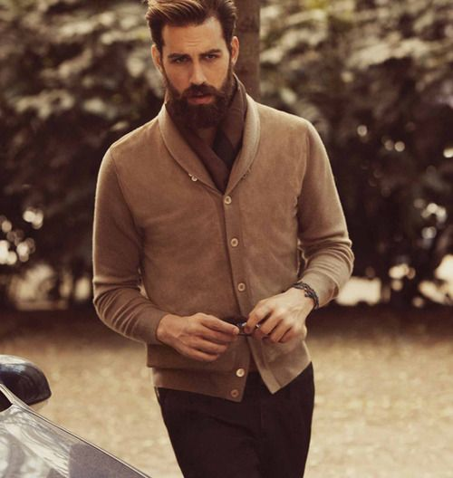 BeardBeards, This Man, Autumn Fashion, Sweaters, Masculine Style, Men Style, Men Fashion, Men Fall Fashion, Style Blog