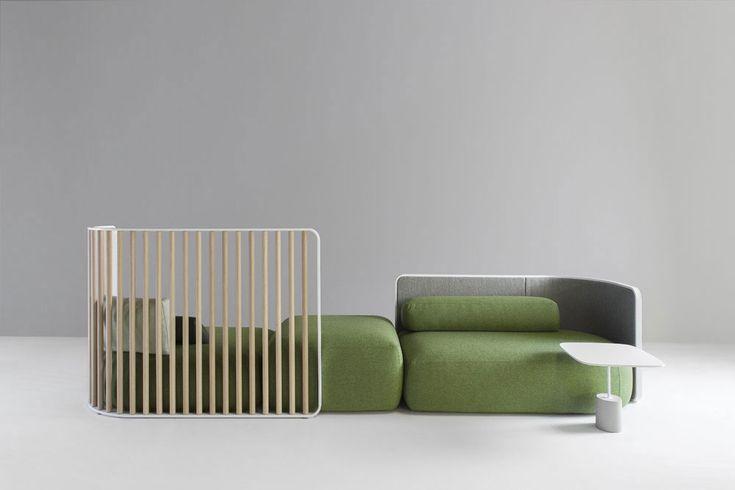 Plus sofa, Francesco Rota, Lapalma, 2017