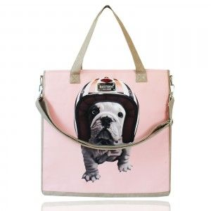 Tote & Carry on no.24 Buldog