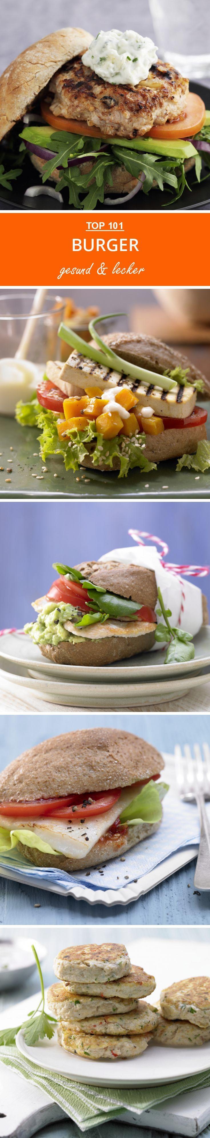 Burger | eatsmarter.de
