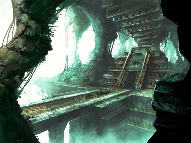 Cave Ruins
