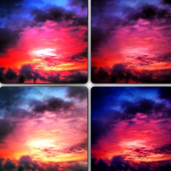 sky reinbow