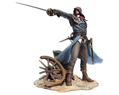 Assassin's Creed Unity — Arno The Fearless Assassin, Кредо убийцы Единство — Ассассин Арно