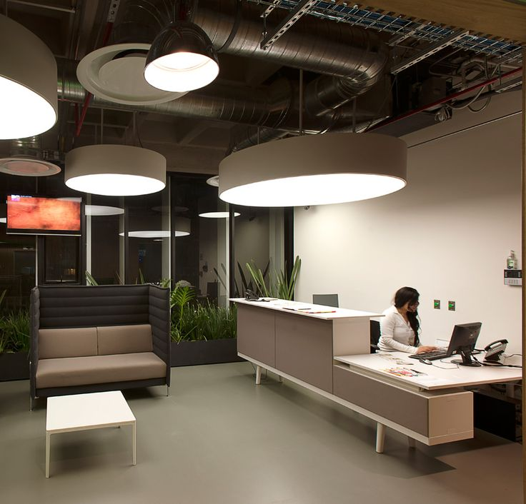 Jsa Revamps Cinco M Dos Offices In Mexico City Interior