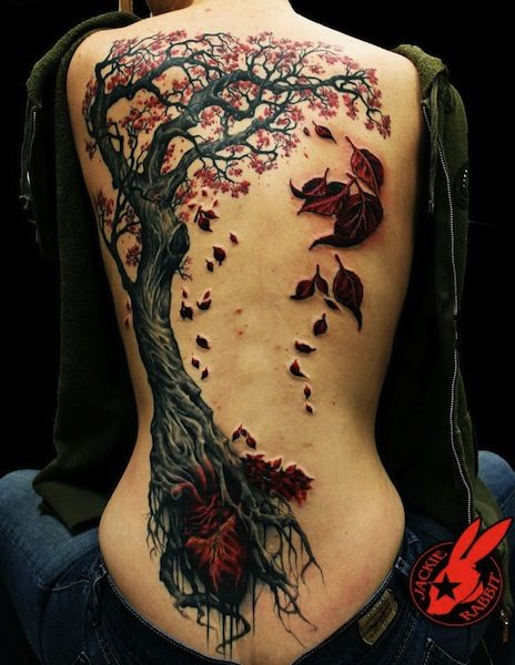 Japanese maple tree tattoo - Google Search