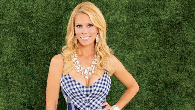 Cheryl Hines Diet, Work Out