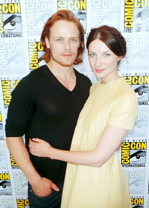 174 best images about Sam Heughan & Caitriona Balfe on
