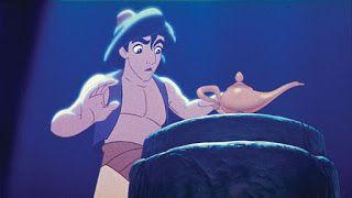 Bucket Think Tank: Disney Prince Review: Aladdin, Aladdin