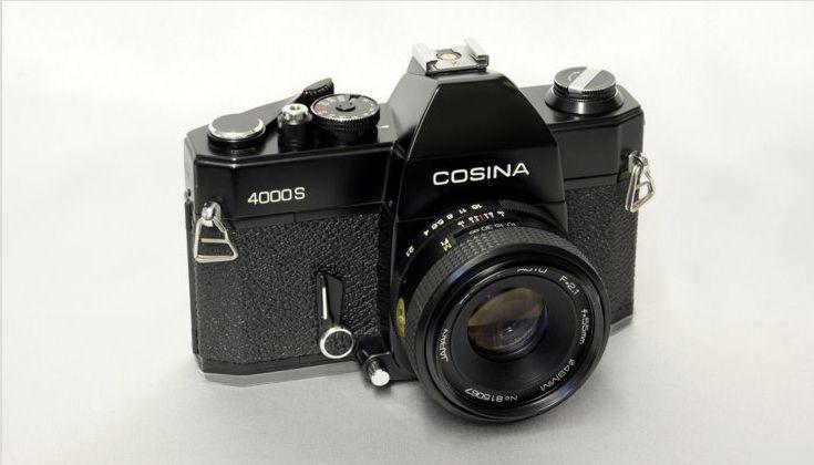 Cosina 4000 S