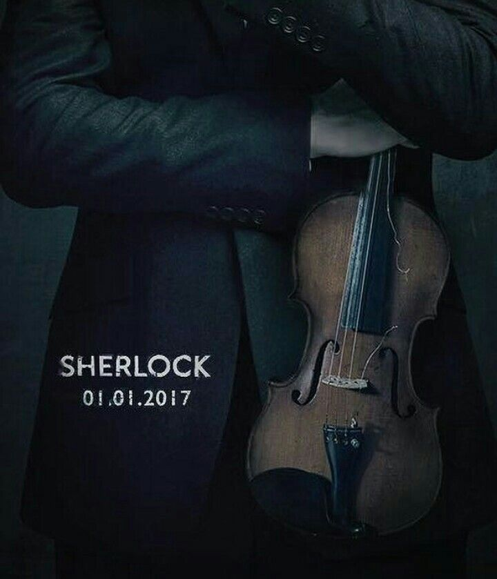 I'm super excited for the new season but super scared as to why that string is broken *blinks*