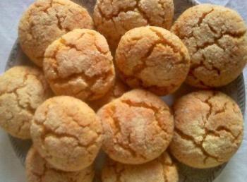 Harcha koekjes.