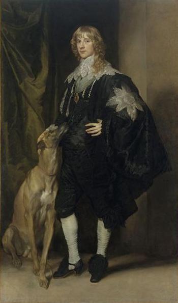 by Antoon van Dyck