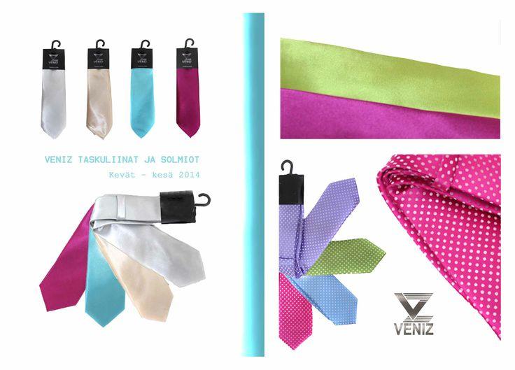 Men accessories spring-summer 2014.  www.veniz.fi