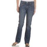 Levi's 505 Misses Mid Rise Classic Straight Leg Jean (Apparel)By Levi's