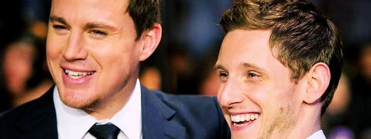Channing Tatum and Jamie Bell.