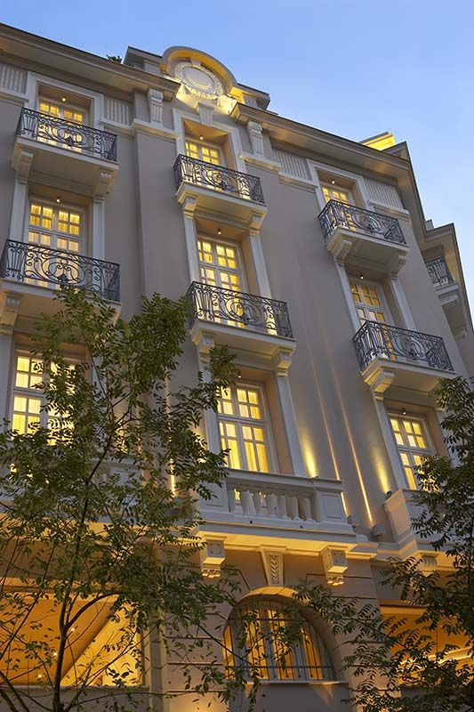 The Excelsior Hotel in Thessaloniki http://www.mediteranique.com/hotels-greece/thessaloniki/the-excelsior-hotel