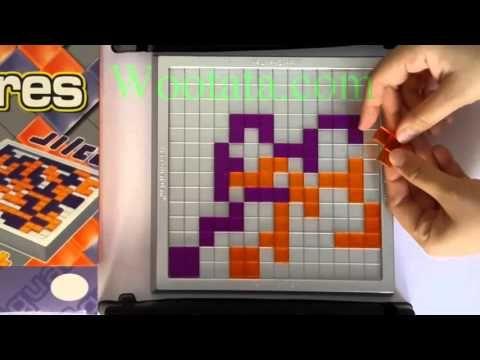 Permainan Board Game Seru Untuk 2 Orang Squares