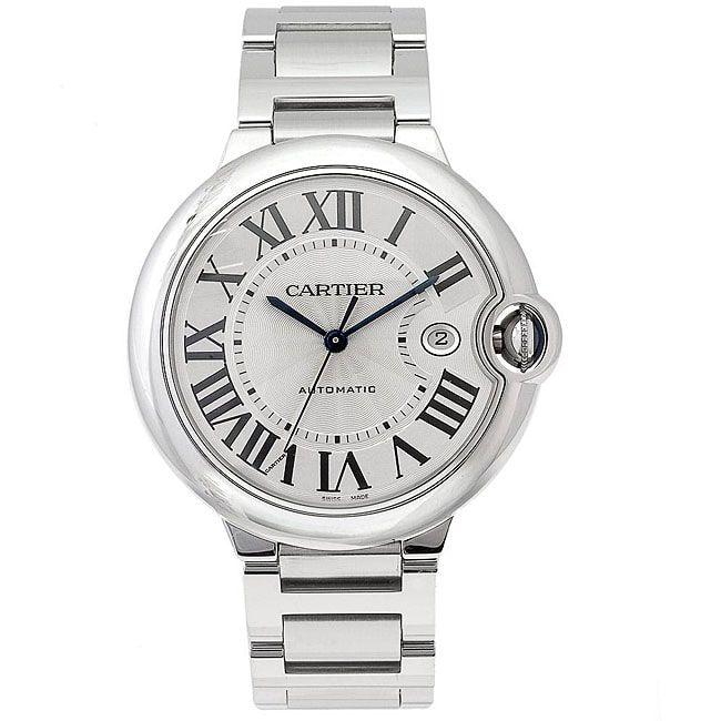 Cartier Men's Ballon Bleu Luxury Watch